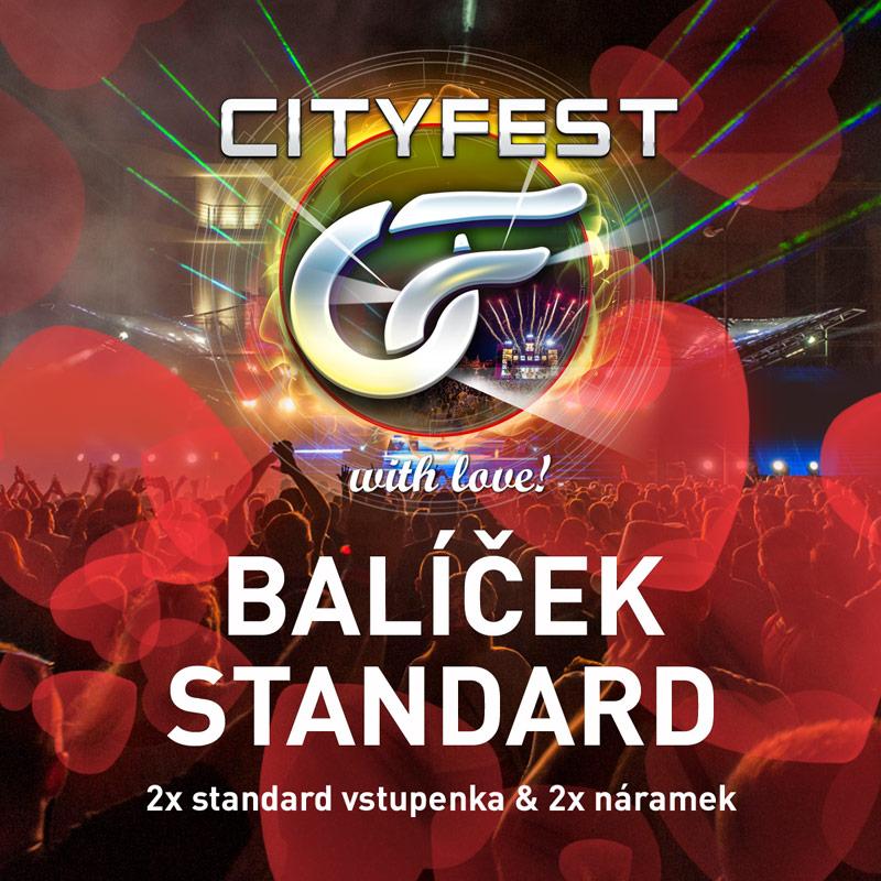 CityFest 2019 - Valentýn Standard