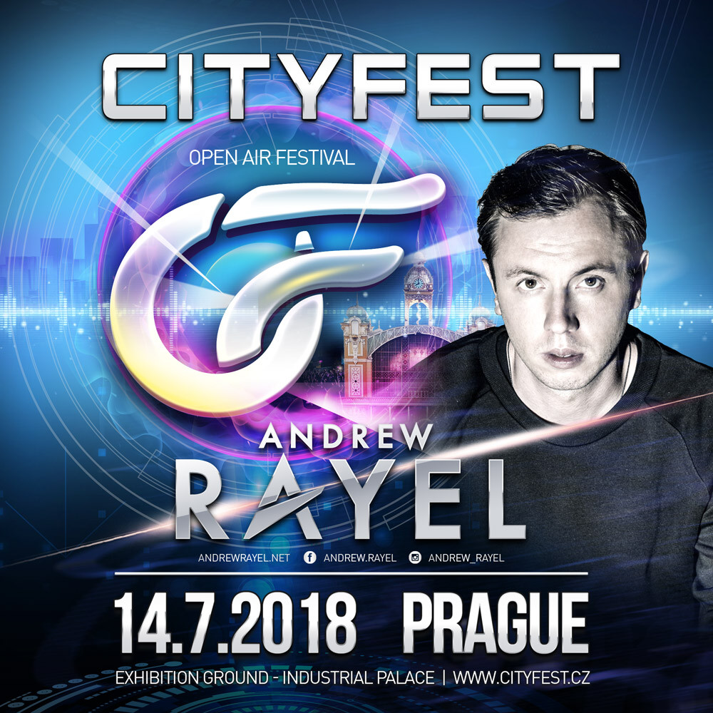 Andrew Rayel brings his great show