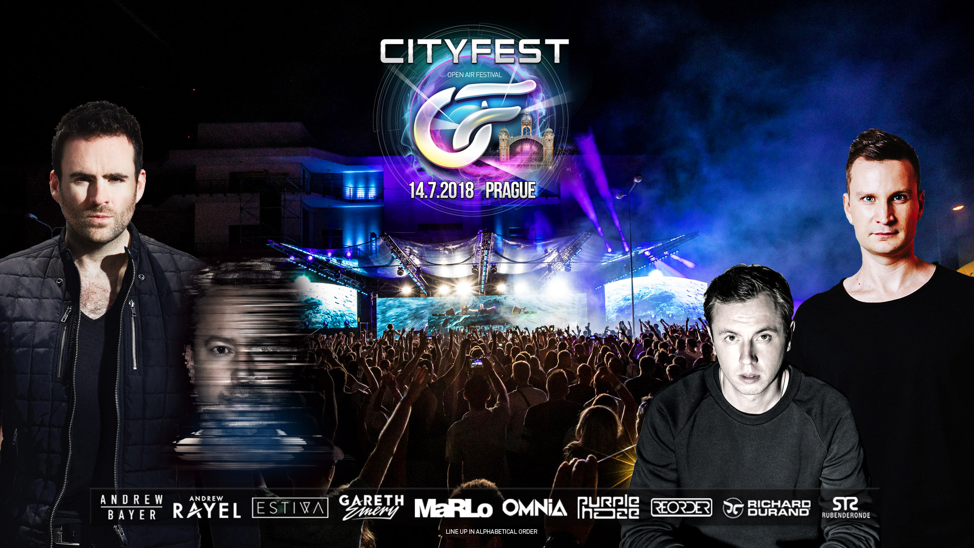 World trance & progressive stars head to CityFest!