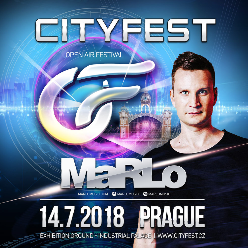 MaRLo perform at CityFest 2018
